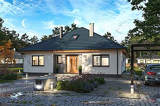 Projekt domu Tryton 3 WZ