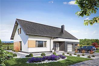 Projekt domu Domena 114 A