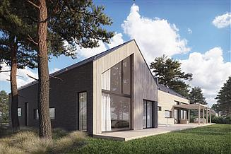 Projekt domu House X15