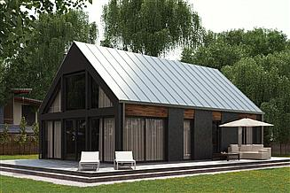 Projekt domu uA67