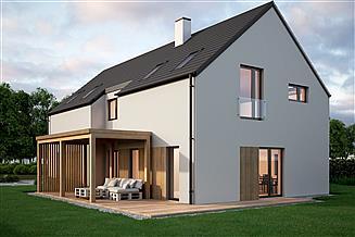Projekt domu House 21