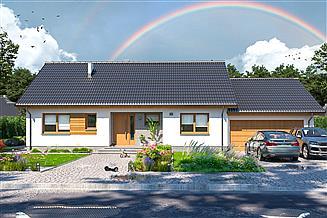 Projekt domu Tamara Modern WZ G2