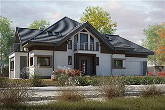 Projekt domu Lanella 6