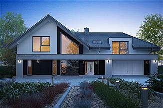 Projekt domu Tiala 5