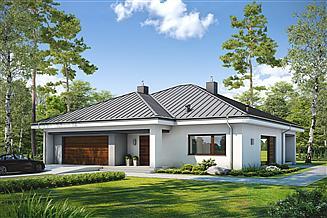 Projekt domu Dostępny D45