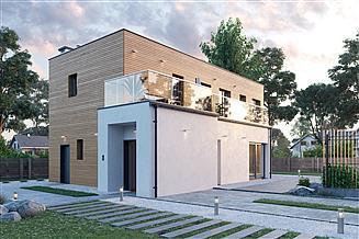 Projekt domu House 09