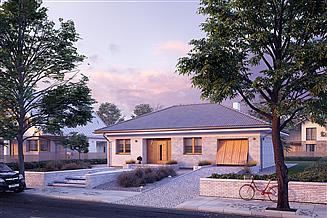 Projekt domu Fistaszek 3