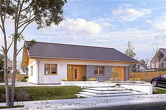 Projekt domu Fistaszek 4