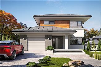 Projekt domu Kadyks