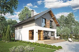 Projekt domu Bergamo