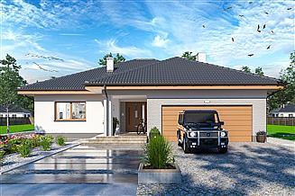 Projekt domu Fabian