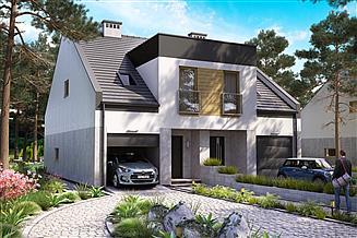 Projekt domu KA62