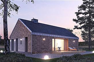 Projekt domu Wakacyjny