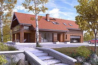 Projekt domu Karmin 2