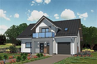 Projekt domu APS 211 NEW