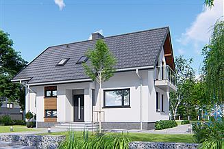 Projekt domu APS 205 NEW