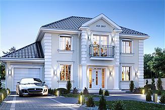 Projekt domu Magnat 3
