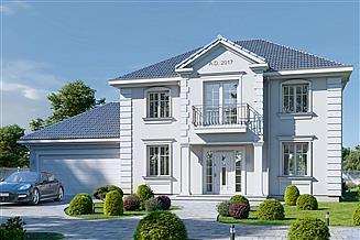 Projekt domu Magnat 4