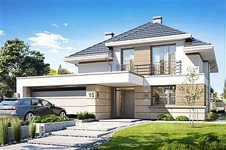 Projekt domu Oszust