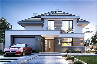 Projekt domu Oszust 2