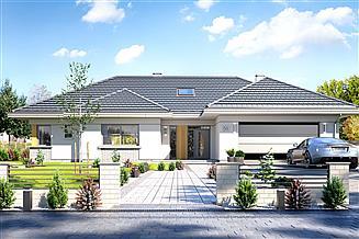 Projekt domu Willa Parterowa