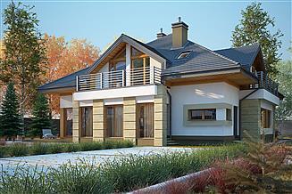 Projekt domu Datanello 3