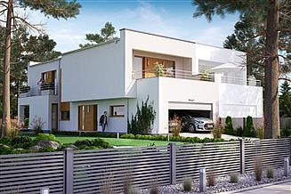 Projekt domu KA63S