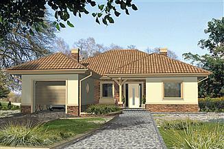 Projekt domu Keto I Pro