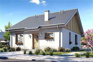 Projekt domu Zosia 4