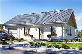 Projekt domu Zosia 6