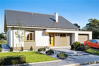 Projekt domu Zosia 7