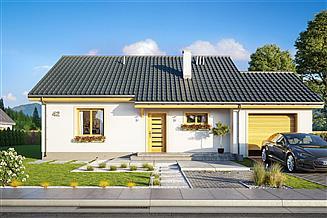 Projekt domu Zosia 8