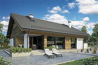 Projekt domu Pliszka VIII