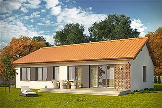 Projekt domu Danta 2