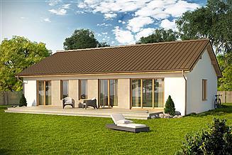 Projekt domu Nino 2