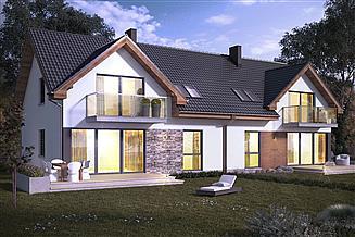 Projekt domu Riva 2