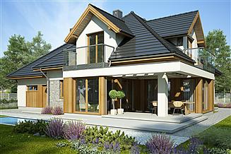 Projekt domu Aria II
