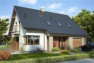 Projekt domu Marina Mała