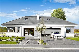 Projekt domu Wymarzony 6