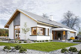 Projekt domu Wymarzony 5