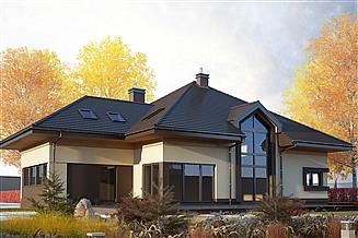 Projekt domu Datanello 5