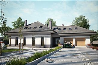 Projekt domu Tenea 2