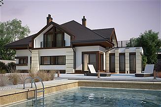 Projekt domu Datanello