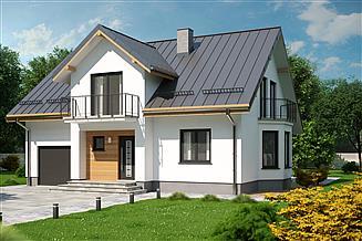 Projekt domu APS 242 NEW