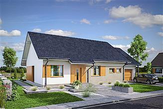 Projekt domu Atlant 1 A