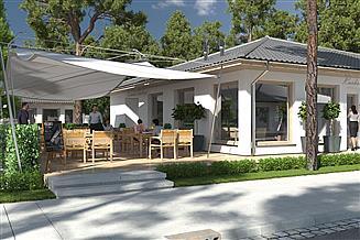 Projekt restauracji Bar Restauracja Kuchenne Ewolucje