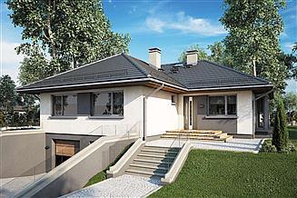 Projekt domu Gustaw II