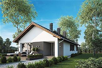 Projekt domu Olimp Plus III