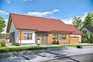 Projekt domu Domena 104 B-T