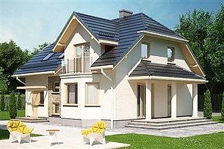 Projekt domu APS 142 NEW